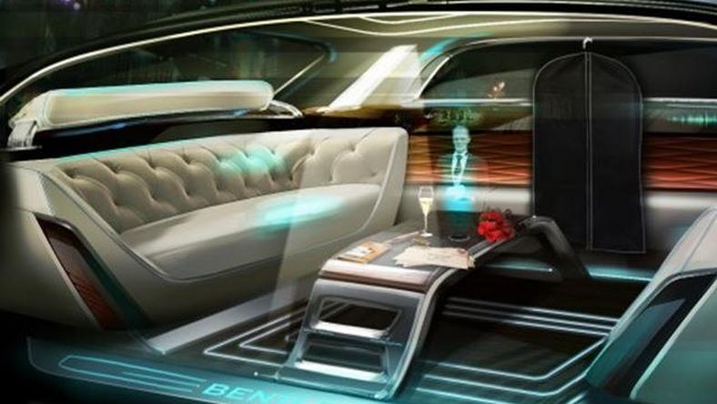 Bentley Automaker Reveals Revolutionary Interior Design Photo