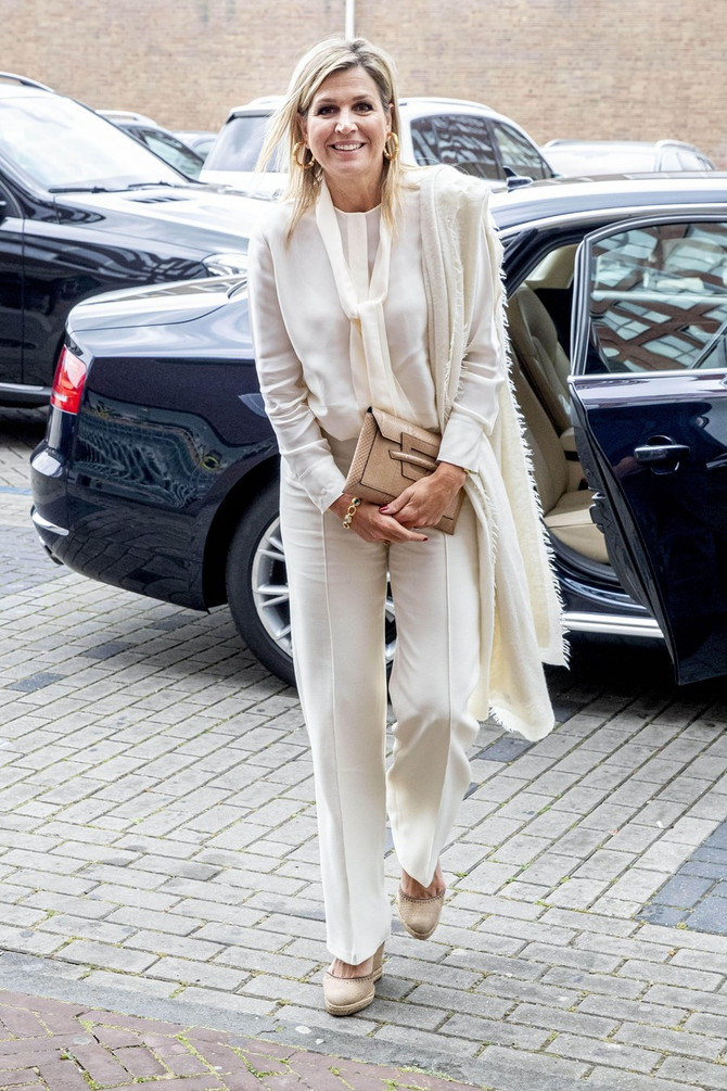 Kraljica Maksima odušvljava modni svet