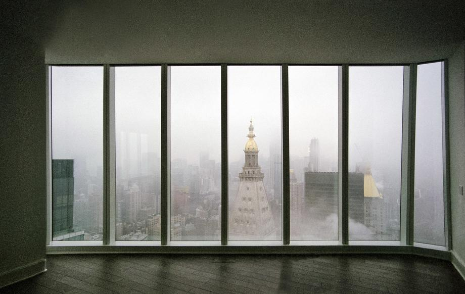 Andi Schmied - Privatee Views. A High-Rise Panoramana of Manhattan