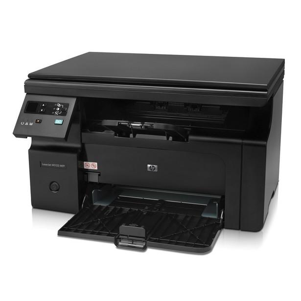 HP Laserjet Pro M1132 Typ: wielofunkcyjna, laserowa Rodzaj: monochromatyczna Szybkość druku w czerni: 18 str./min Maksymalna rozdzielczość: 600 x 600 Ethernet: brak Wi-Fi: brak Drukowanie dwustronne: nie Funkcje: Drukarka, ksero, skaner Cena: od 434 zł