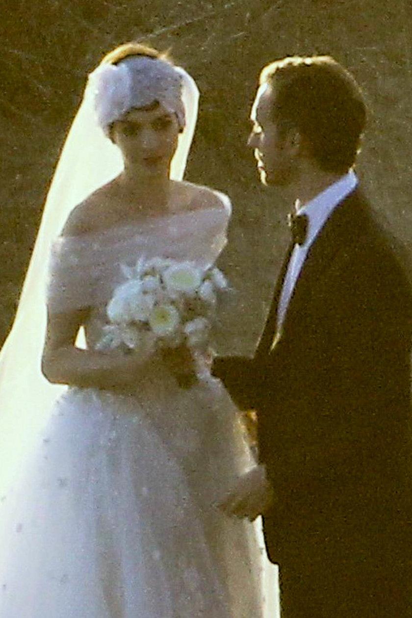 Anne Hathaway i Adam Shulman