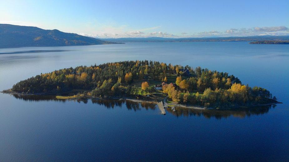 Jak wygląda wyspa Utøya 10 lat po masakrze Breivika
