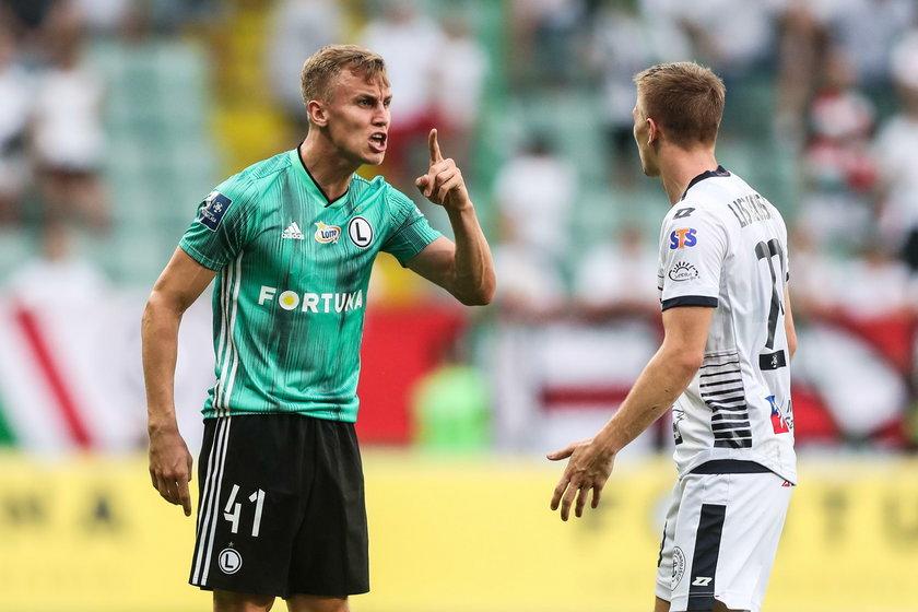 Pierwszy mecz legioniści zagrają przy Łazienkowskiej w czwartek (22 sierpnia)