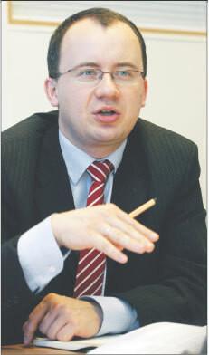 Adam Bodnar, dr nauk prawnych, członek Helsińskiej Fundacji Praw Człowieka