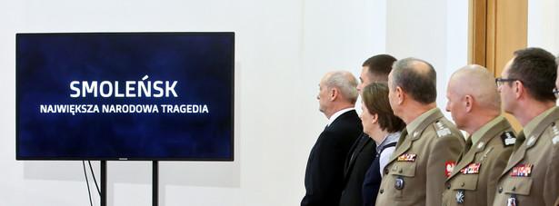 MON pyta prokuraturę o zniszczone dokumenty z dnia katastrofy smoleńskiej