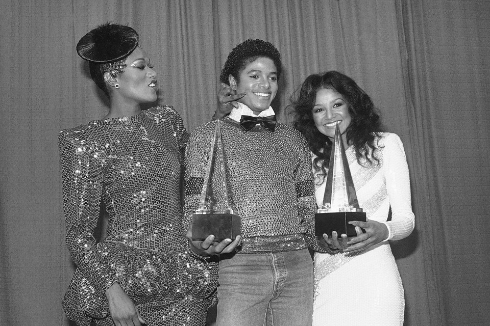 Bonnie Pointer, Michael Jacksoni La Toya Jackson