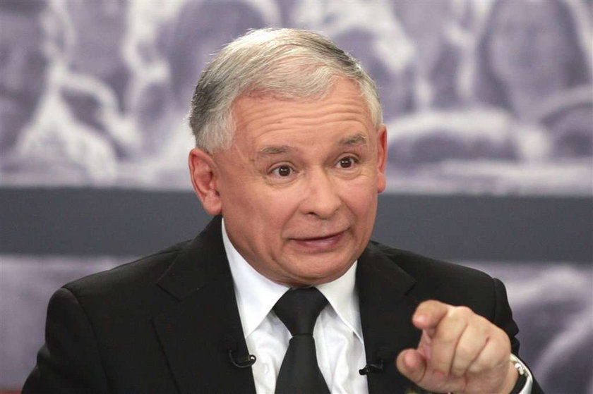 kaczyński do sikorskiego: katastrofa przez waszą zbrodniczą politykę!