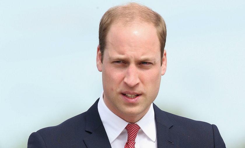 Książę William już nie chce być pilotem. Robi to dla rodziny