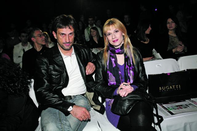 Nekada: Mina i Goran Stanić