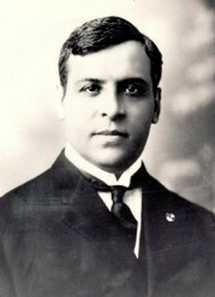 Aristideš de Souza Mendeš