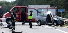 Śmierć pod Nową Solą. Kierowca chciał się zabić?