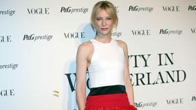 Cate Blanchett uważa, że zagrała w zbyt wielu filmach