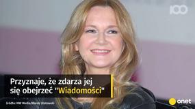 Grażyna Torbicka o odejściu z TVP: nie można pracować w miejscu, w którym nie ma możliwości porozumienia i kontaktu