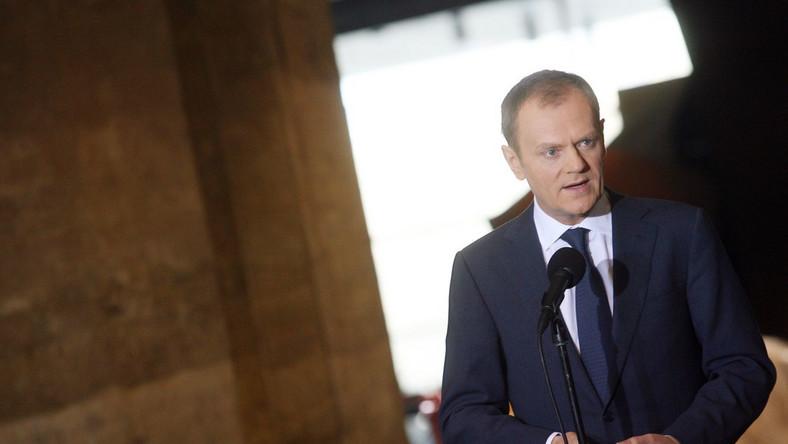 """""""Zatriumfowała sprawiedliwość"""" - tak premier Donald Tusk skomentował zabicie w Pakistanie Osamy bin Ladena"""