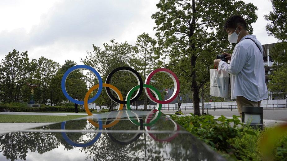 Przygotowania do Igrzysk Olimpijskich w Tokio