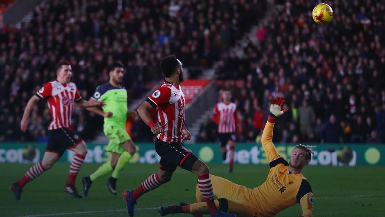 Southampton FC - Liverpool FC