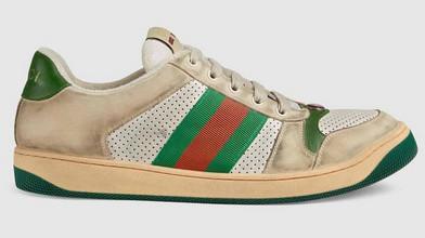 aec8339d6dac7 Diese dreckigen Gucci-Sneaker kosten 690 Euro