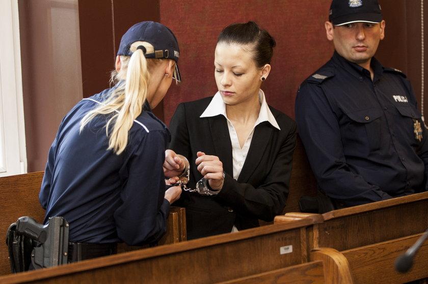 Katarzyna Waśniewska (25l.) odsiaduje 25 lat za zabójstwo dziecka