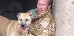 Były marine chciał wywieźć z Kabulu 140 psów i 60 kotów ze swojego schroniska. Wtedy doszło do koszmaru