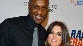 Lamar Odom i Khloe Kardashian w separacji