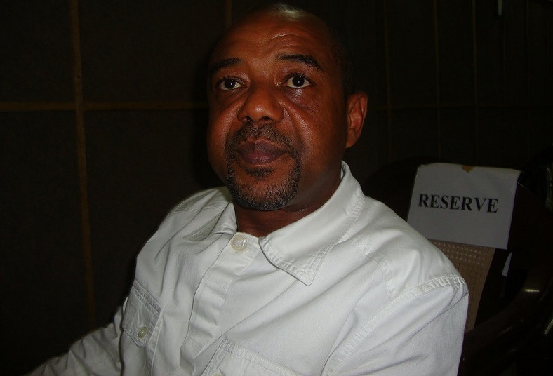 Mohamed Touré, the son of Guinea's first president, Ahmed Sékou Touré (Guinee7)
