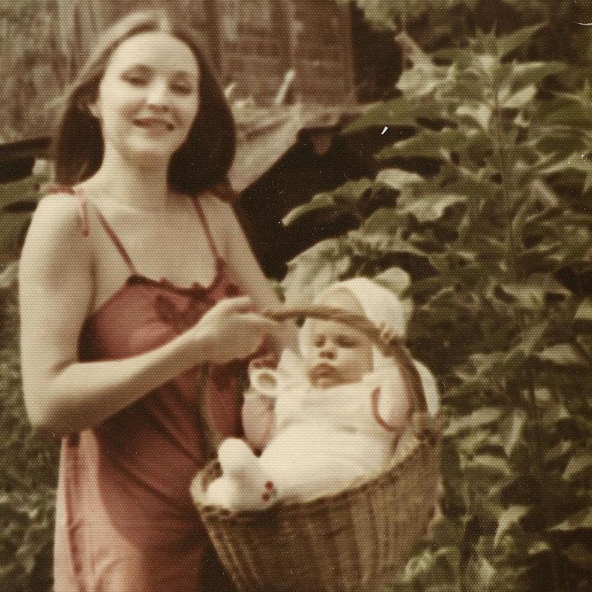 Jolanta Kwaśniewska zachwyca na fotografii sprzed lat