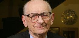 Prof. Bartoszewski zapytany o Giertycha: Jak ktoś krzewił antysemityzm to...