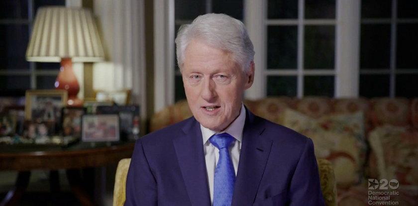 Niepokojące doniesienia o stanie zdrowia Clintona. Walczy z rakiem?