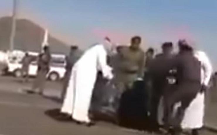 obezglavljivanje Saudijska Arabija smrtna kazna pokrivalica