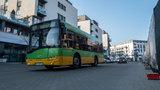 Miasto stawia na minibusy