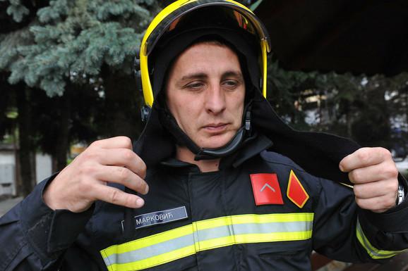 Pritekao u pomoć:Nikola Marković