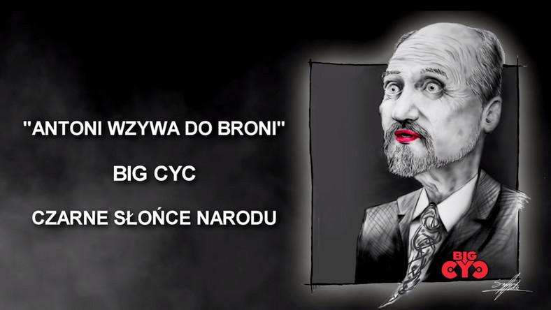 Big Cyc nagrał utwór o Antonim Macierewiczu