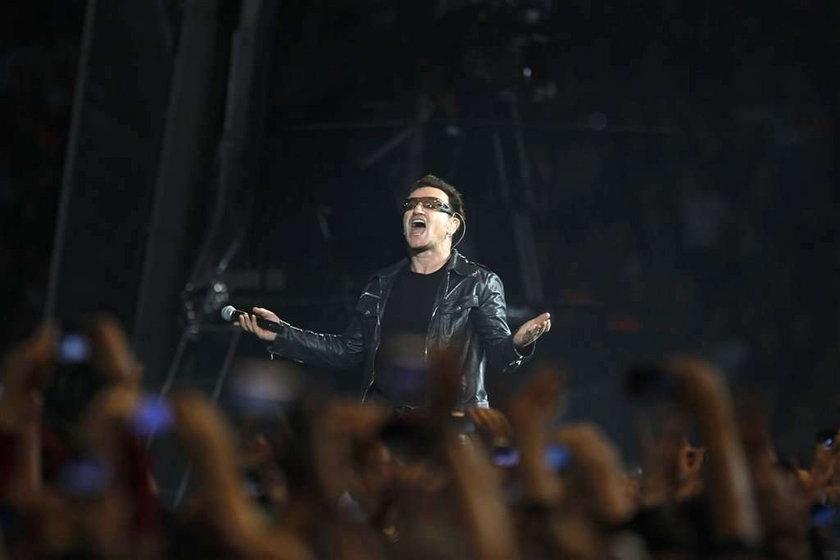Bono lubi dobrze się zabawić
