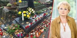 Zniszczyli grób Gustawa Holoubka. Zawadzka zdruzgotana