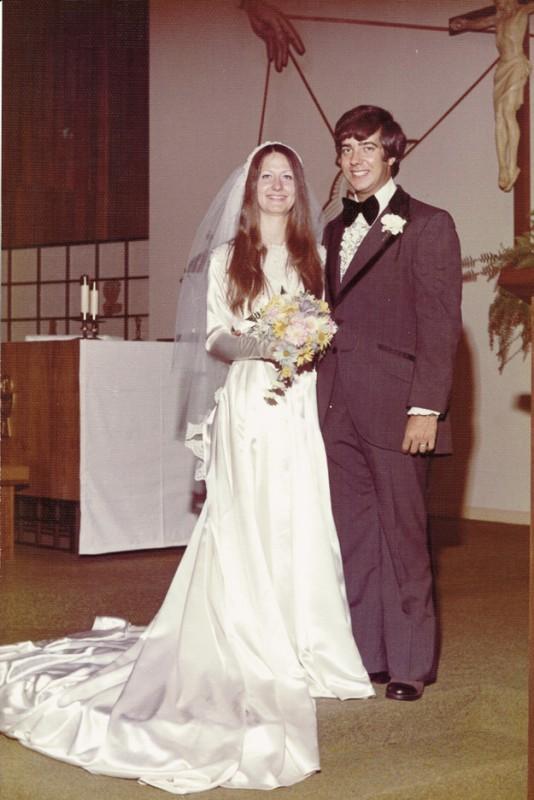 Do ślubu W Sukni Babci Używana Suknia ślubna Suknia ślubna Po Mamie