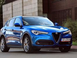 Alfa Romeo Stelvio - zaskakująco udane auto