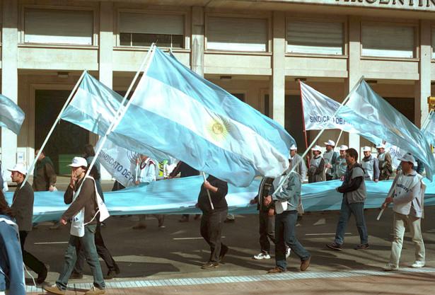 Argentyna wciąż nie wyszła na prostą po bankructwie z końca 2001 r