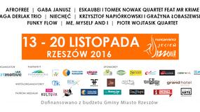Piąta odsłona Rzeszów Jazz Festiwal