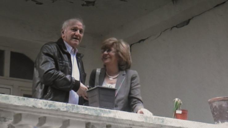 Bata i Lula Živojinović foto Privatna arhiva