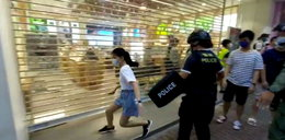 Brutalne aresztowanie 12-latki. Szła po zakupy, a dostała pałką