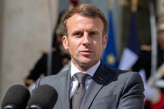 Prezydent Francji: Czekamy na konkretne gesty Polski, które złagodzą napięcia z UE