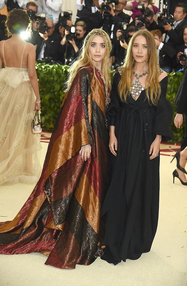 Bliźniaczki Mary-Kate i Ashley w 2018 roku