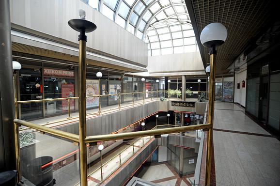 Tržni centar na Trgu republike