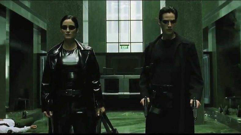 """""""Matrix"""" powraca, a wraz z nim Keanu Reeves jako Neo i Carrie-Anne Moss jako Trinity"""
