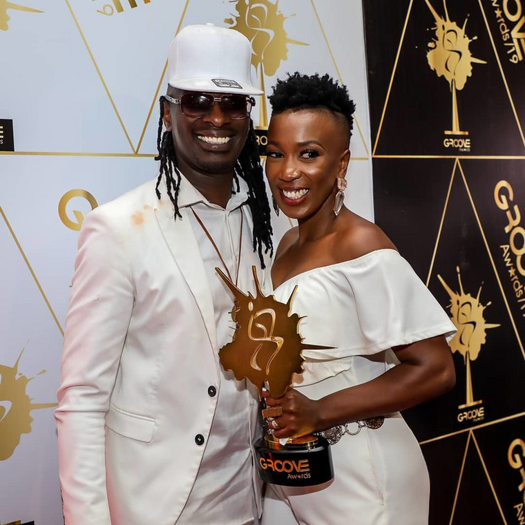 Wahu showers hubby Nameless with sweet birthday message