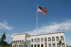 američka ambasada SAD nova zgrada01 foto Promo
