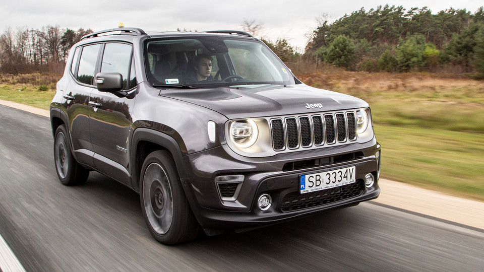 Jeep Renegade 1.3 GSE T4 Limited | Test