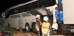 Wypadek polskiego autobusu z dziećmi. Są zabici