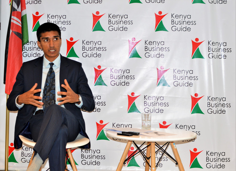 Mr Sahil S.R. Shah, Lead - Economic Development Portfolio, Kenya and Ethiopia. (courtesy)