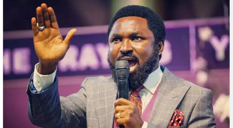 Prophet Omale denies laundering money for Magu, sues for libel